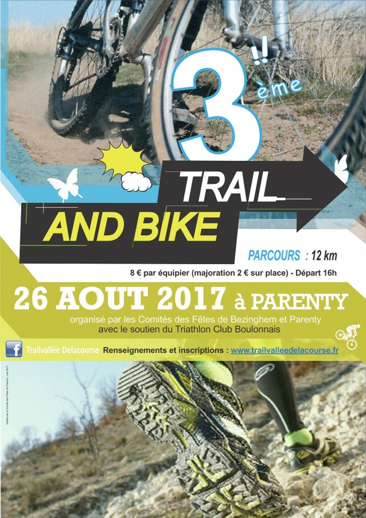 Affiche trail and bike_2017 petite